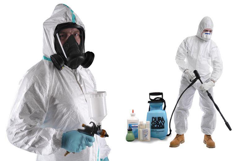 Обработаем помещение от насекомых за 30 минут