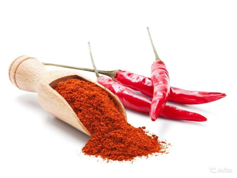 Красный молотый перец - уникальное средство от паразитов