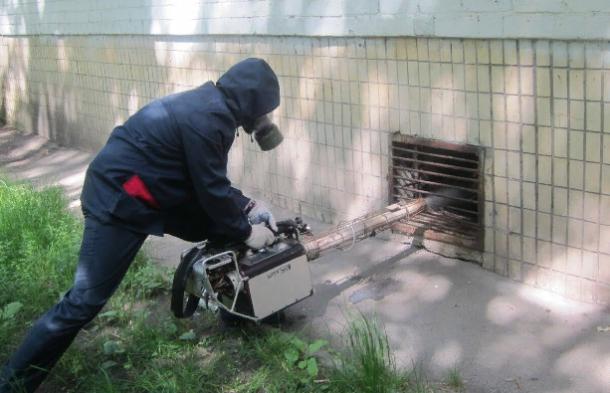 дератизация Екатеринбург